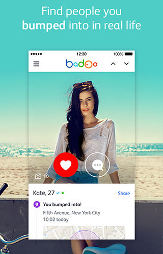 Badoo app for Android, download programs for phones and tablets for free.