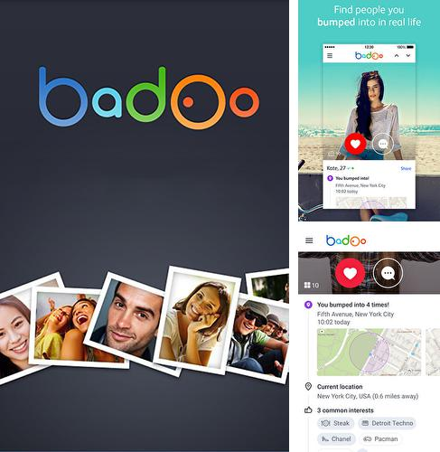 Besides Email exchange + by MailWise Android program you can download Badoo for Android phone or tablet for free.