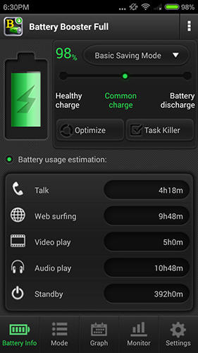 Download Battery booster for Android for free. Apps for phones and tablets.