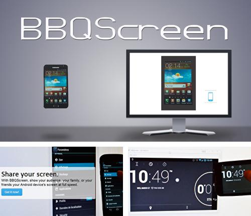 Besides Precise Weather Android program you can download BBQ screen for Android phone or tablet for free.