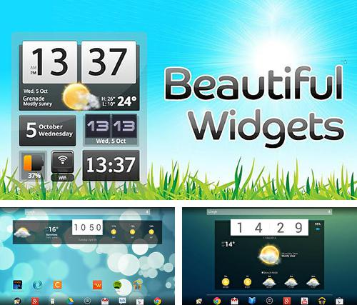 Download Beautiful widgets for Android phones and tablets.