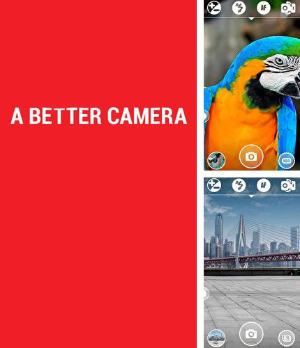 Download Better Camera Unlocked for Android phones and tablets.