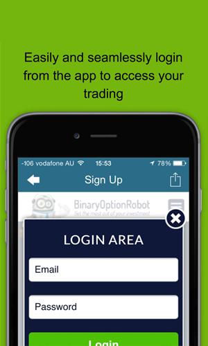 Download Binary Options Robot for Android for free. Apps for phones and tablets.