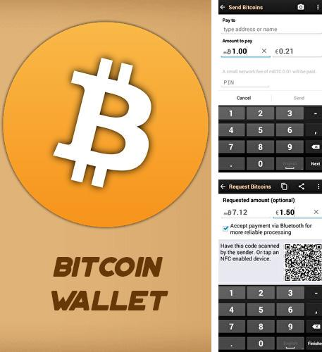 Besides GPS test Android program you can download Bitcoin wallet for Android phone or tablet for free.