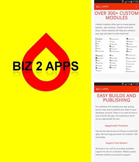 Download Bizz 2 Apps for Android phones and tablets.