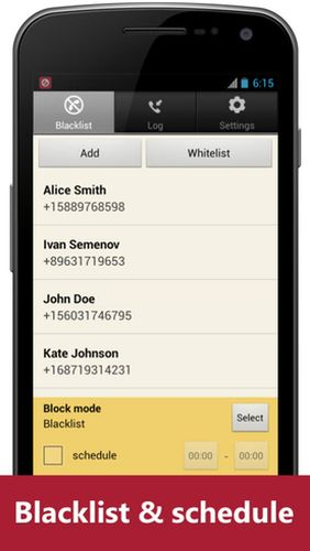 Download Blacklist plus for Android for free. Apps for phones and tablets.