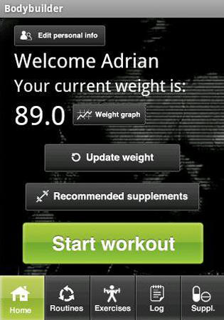 Download Bodybuilder for Android for free. Apps for phones and tablets.