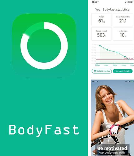 BodyFast intermittent fasting: Coach, diet tracker