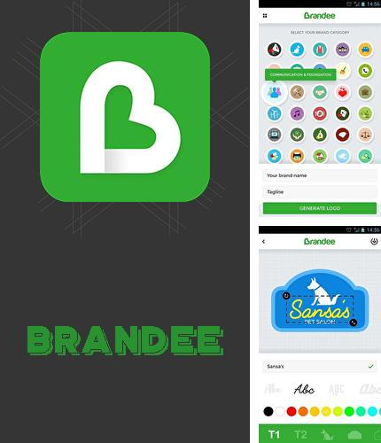 Download Brandee - Free logo maker & graphics creator for Android phones and tablets.