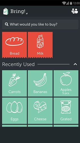 Download Bring! Grocery shopping list for Android for free. Apps for phones and tablets.