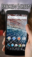 Download Broken screen for Android - best program for phone and tablet.