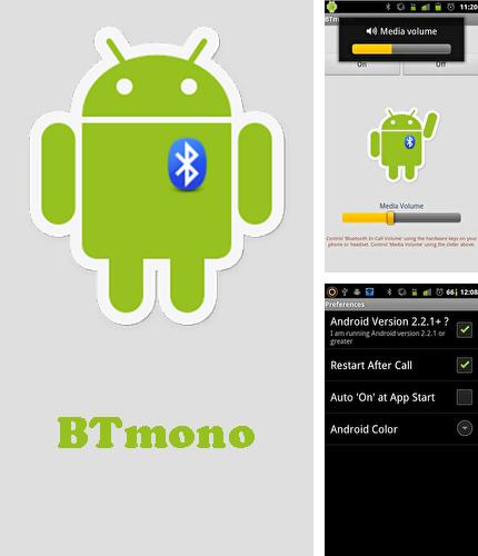 Besides Image 2 wallpaper Android program you can download BTmono for Android phone or tablet for free.