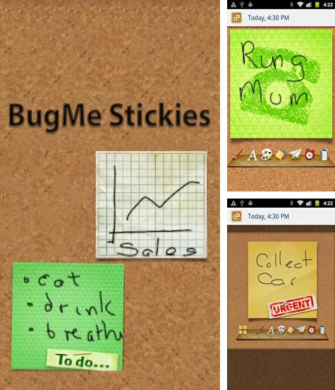 BugMe Stickies