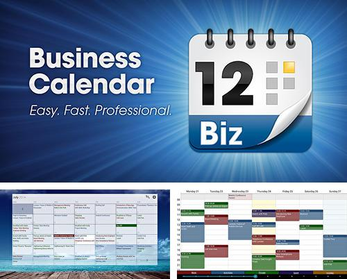 Download Business calendar for Android phones and tablets.