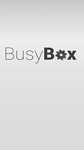 BusyBox Panel