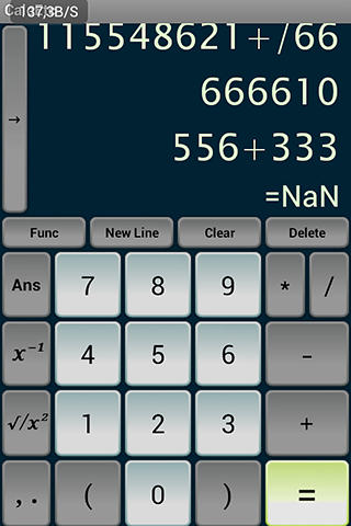 Download Calc etc for Android for free. Apps for phones and tablets.