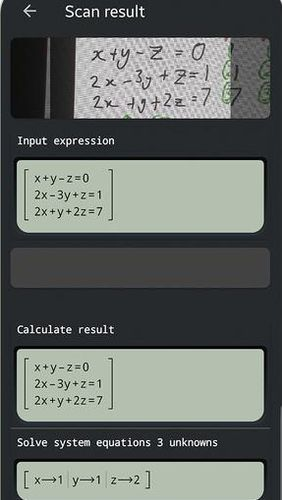 Calculus calculator & Solve for x ti-36 ti-84 plus app for Android, download programs for phones and tablets for free.