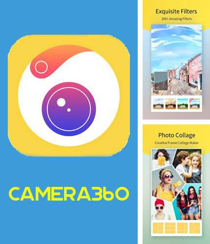 Besides File viewer Android program you can download Camera360 for Android phone or tablet for free.