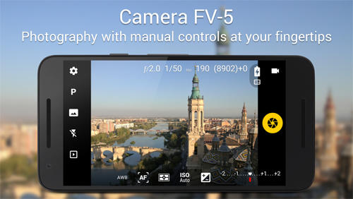 Download Camera FV5 for Android for free. Apps for phones and tablets.