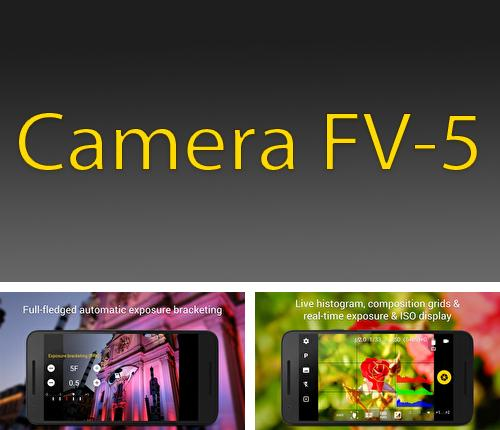 Besides Brainly: Study Android program you can download Camera FV5 for Android phone or tablet for free.