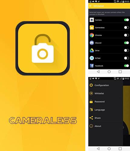 Download Cameraless - Camera block for Android phones and tablets.