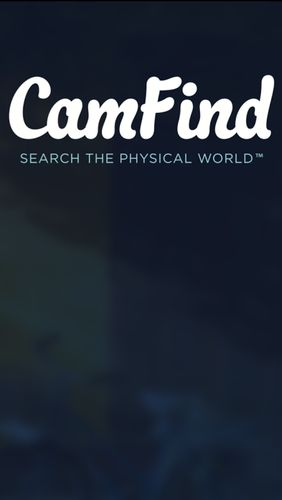 CamFind: Visual search engine