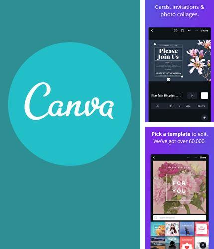 除了Yandex.Kit Android程序可以下载Canva - Free photo editor的Andr​​oid手机或平板电脑是免费的。