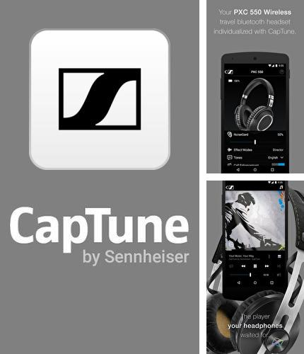 Besides Tango - Live stream video chat Android program you can download CapTune for Android phone or tablet for free.