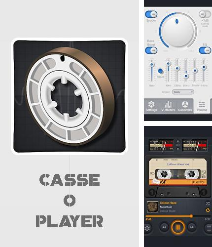Besides iPhone: Lock Screen Android program you can download Casse-o-player for Android phone or tablet for free.