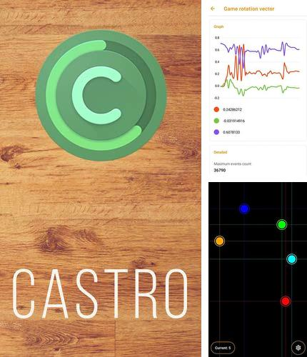 Besides AmpMe: Social Music Party Android program you can download Castro for Android phone or tablet for free.