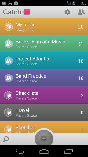Download Catch notes for Android for free. Apps for phones and tablets.