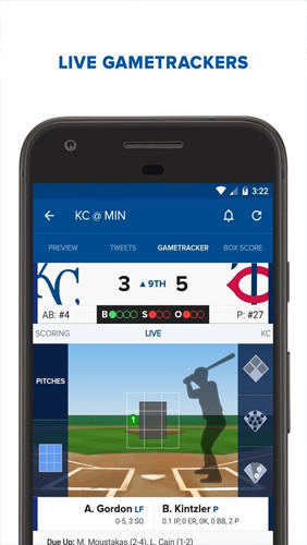 CBS Sports: Scores and News app for Android, download programs for phones and tablets for free.