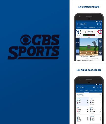 Download CBS Sports: Scores and News for Android phones and tablets.