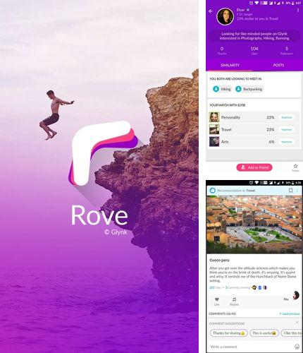 Download Rove: Chat & meet new people for Android phones and tablets.