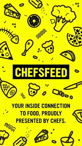 ChefsFeed - Dine like a pro