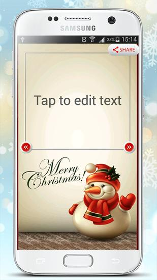 Download Christmas Greeting Cards for Android for free. Apps for phones and tablets.