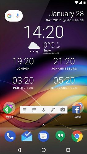 Download Chronus: Home & lock widgets for Android for free. Apps for phones and tablets.