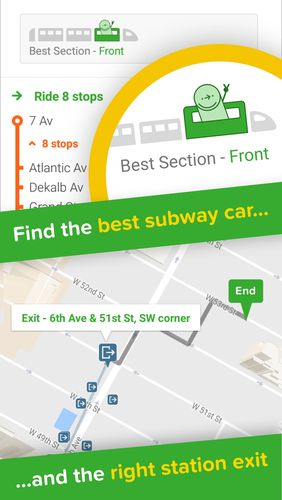 Citymapper - Transit navigation app for Android, download programs for phones and tablets for free.