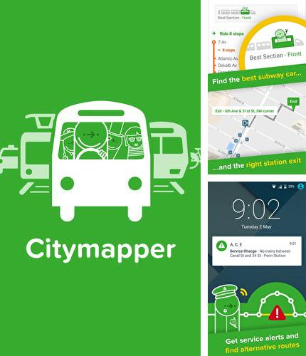 Download Citymapper - Transit navigation for Android phones and tablets.