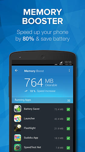 Download Cleaner: Master speed booster for Android for free. Apps for phones and tablets.