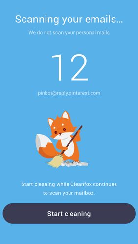 Download Cleanfox - Clean your inbox for Android for free. Apps for phones and tablets.