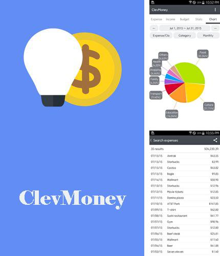 Download ClevMoney - Personal finance for Android phones and tablets.