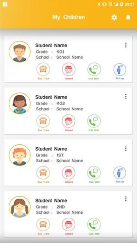 Closer - Parents (School bus tracker) app for Android, download programs for phones and tablets for free.