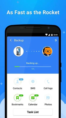 Dropbox app for Android, download programs for phones and tablets for free.