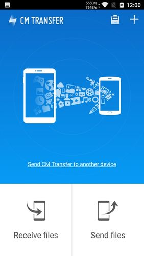Descargar gratis CM Transfer - Share any files with friends nearby para Android. Programas para teléfonos y tabletas.