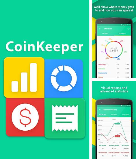 Download Coin Keeper for Android phones and tablets.