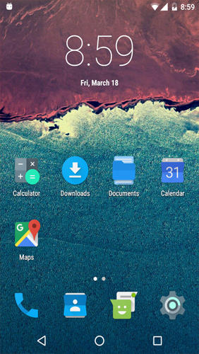 Download Niagara launcher: Fresh & clean for Android for free. Apps for phones and tablets.