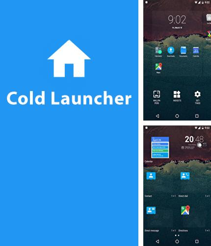 Download Cold Launcher for Android phones and tablets.
