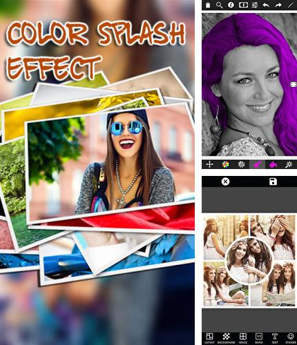 Download Color splash effect for Android phones and tablets.