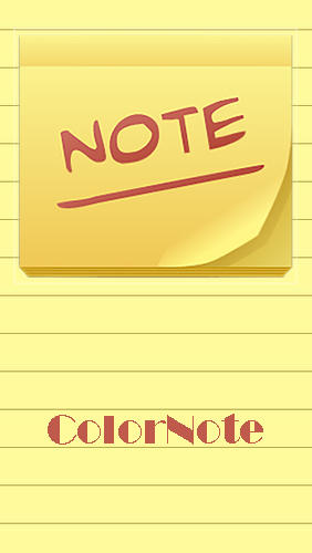 ColorNote: Notepad & notes